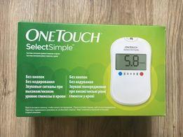 Глюкометр One Touch Select Simple (LifeScan, США)