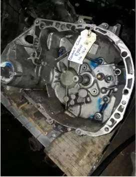 Renault Clio 2 16V gearbox