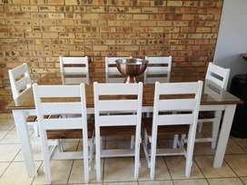 8 Seater dining or patioset for sale