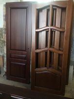 Двері міжкімнатні, дерев'яні