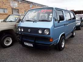 VW Microbus 2.5 everything still original
