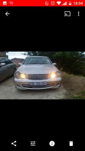 Selling Mercedes Benz c180