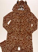 kostium przebranie piżama polar ŻYRAFA r.S/M