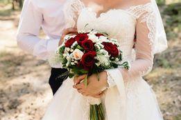 Продам /сдам в аренду свадебное платье 5000грн