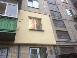 Утепление фасадов, стен, балконов, чердаков, подвалов пенопластом