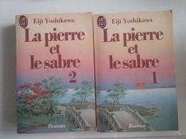 2 książki francuskojęzyczne nauka francuskiego francuski Yoshikawa