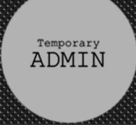 Temporary admin assistant