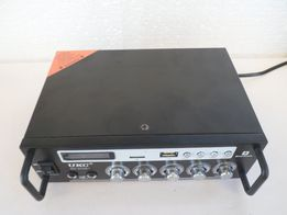 Усилитель мощности громкости аудио система Bluetooth блюбтуз USB карао