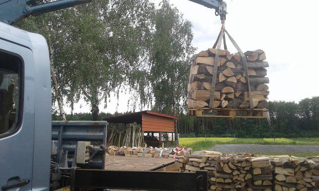 Drewno kominkowe opałowe Aleksandria - image 5