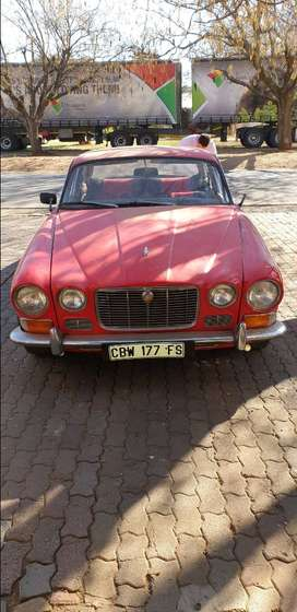 1973 JAGUAR XJ6 NOT RUNNING