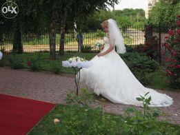 """Шикарное свадебное платье за полцены! Куплено в салоне """"Love Story"""""""