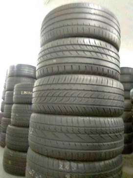 Selling very good tyres all sizes from 13-22 normal and runflat tyres