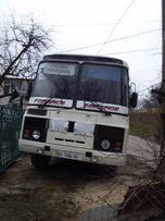 Автобус ПАЗ 32053 на Газі Метані