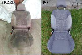 Pranie czyszczenie dywanów wykładzin tapicerki kanap krzeseł narożnik