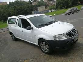 2012  NISSAN NP200 1.6I MANUAL