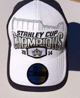 Los Angeles Kings Новая 100% оригинал коллекционная кепка NHL США 2014