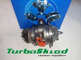 Картридж турбины на Ford Transit / Citroen Jumper 2.2 TDCi, HDI, D