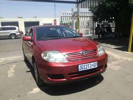 2004 Toyota Runx is for sale