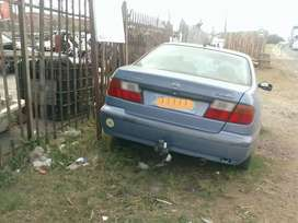 Nissan primera stripping for spares