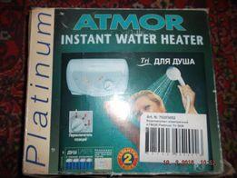 Проточный водонагреватель Atmor(продажа-обмен)