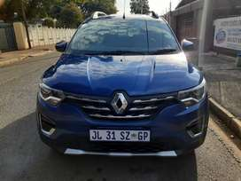 2020 renault triber 1.0 family 7 seats