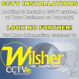 CCTV Installations For More Information Contact:   Sherise - 071 346