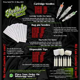Tattoo Equipment Kits and Supplies Skullair