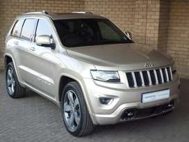 2014 Jeep Grand Cherokee 3.0 CRD Overland Auto
