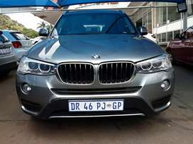 2016 MODEL BMW X3 2.0 ENGINE CAPACITY