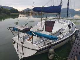 Tetha 26ft Yacht in good condition