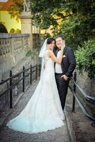 suknia ślubna Annais Bridal model Marylou
