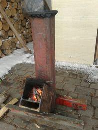 Ракетна печь