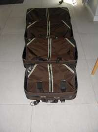 Image of 4 x Suitcases