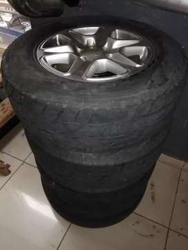Ford ranger t6 mags and wheels