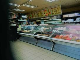 Take Away & Bakery For Sale- Busy Taxi Rank & Train Station- East Rand