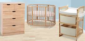 Stokke Sleepi 3 Piece Nursery Set
