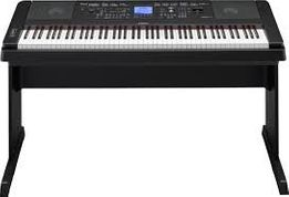 Nowa YAMAHA DGX 660 piano ,keyboard