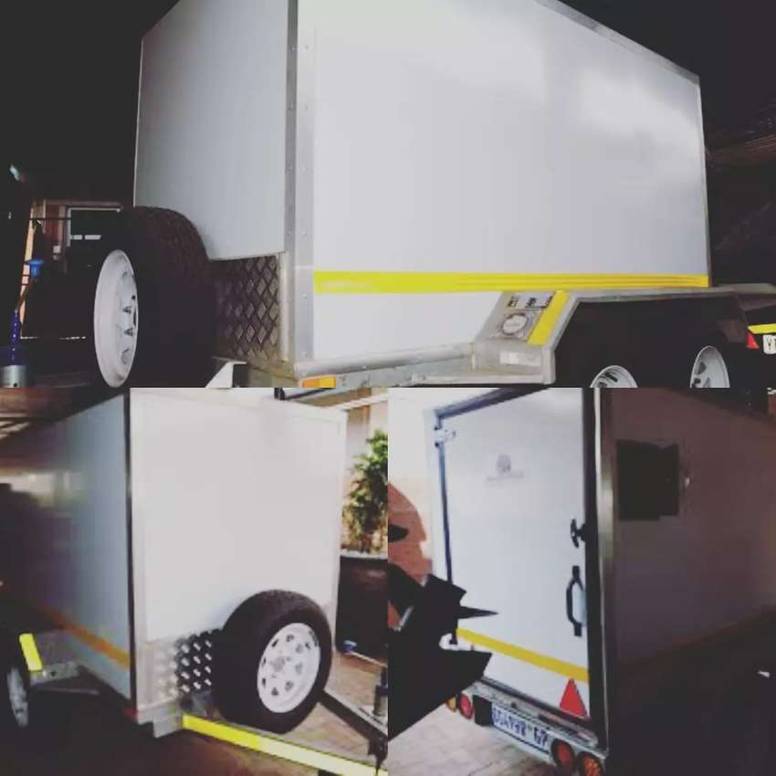 Cooling trailers for hire or custom made 0