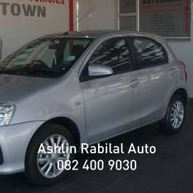 Pre-Loved 2018 Etios calling Your Name