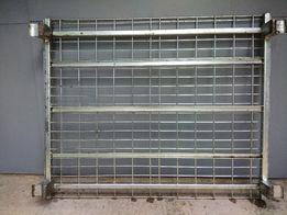 Оцинкованный металлический поддон решетка сетка автомобильный багажник
