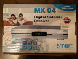 Новый Цифровой спутниковый ресивер / тюнер Smart MX 04 (есть 3 шт)