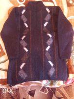 Новый зимний свитер