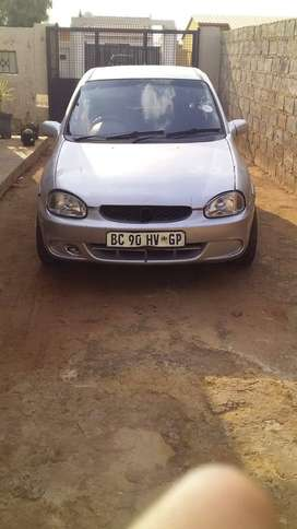 Am selling my corsa lite