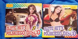 Złote hity polskiego disco -płyta nr 2, 4,