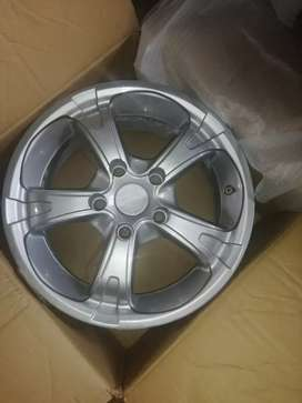 Refurbished Mazda 3 set of 4x Rims