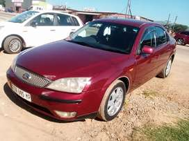 FORD MODEO IS A VERY POWERFUL CAR