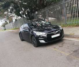 Hyundai Veloster 1.6GDI Executive, 2014 Model, 3Door, FSH
