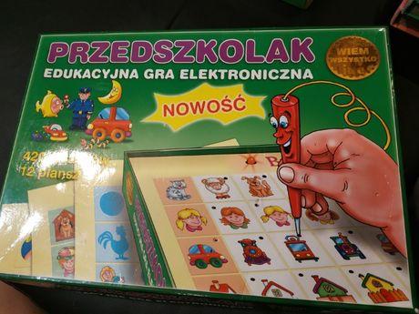 Edukacyjna gra elektroniczna przedszkolak Przeciszów - image 1