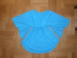 Tunika ciążowa, rozmiar S, turkusowa