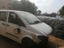 Mercedes Vito CDi for Stripping